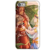 Fantasy Yumikuri iPhone Case/Skin
