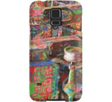 Colourful Cadillacs  Samsung Galaxy Case/Skin