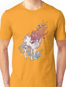 Spirit Animal - Wolf Unisex T-Shirt