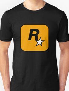 GTA Rockstar Games Logo  Unisex T-Shirt