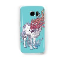Spirit Animal - Wolf Samsung Galaxy Case/Skin