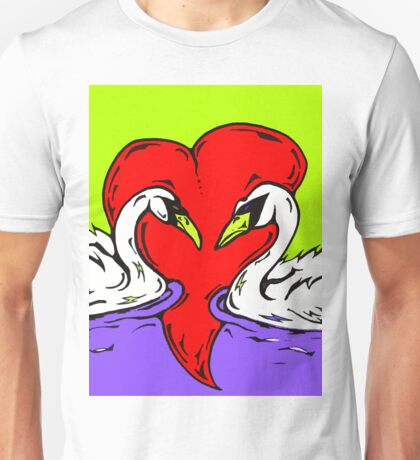 Love Isn't Easy Unisex T-Shirt