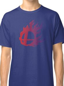 Super Smash Bros. Flame Classic T-Shirt