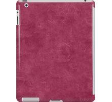 Anemone Oil  Pastel Color Accent iPad Case/Skin