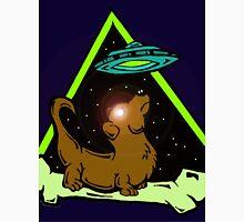 UFO Dachshund  Unisex T-Shirt