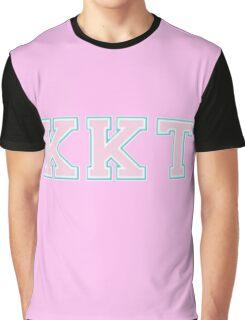 Kappa Kappa Tau KKT Logo Graphic T-Shirt