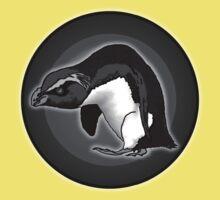 vXp - Vin the Xtreme Penguin One Piece - Short Sleeve