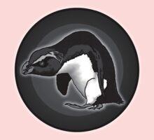 vXp - Vin the Xtreme Penguin Kids Tee