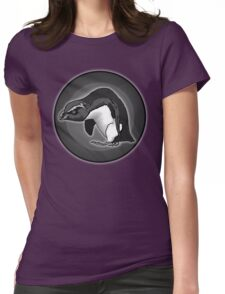 vXp - Vin the Xtreme Penguin Womens Fitted T-Shirt