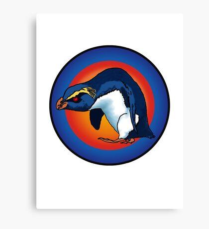 vXp - Vin the Xtreme Penguin Canvas Print