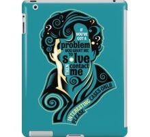 Interesting Cases iPad Case/Skin