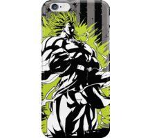 Super Saiyan Broly Shirt - RB00001 iPhone Case/Skin