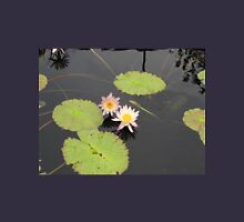 Sacred Pink Water Lilies Unisex T-Shirt