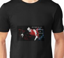 Did i ever tell you the definition of insanity? Unisex T-Shirt