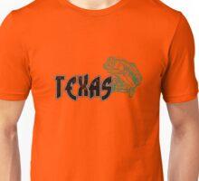 FISH TEXAS VINTAGE LOGO Unisex T-Shirt