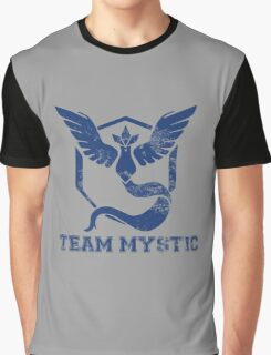 Team Mystic Blue Graphic T-Shirt