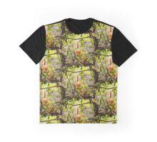 Front Yard Kitten Graphic T-Shirt