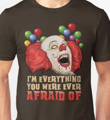 IT's Back. Unisex T-Shirt