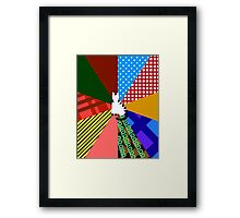 Sixth Doctor Who (Colin Baker) Framed Print