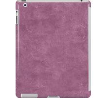 Grape Nectar Oil Pastel Color Accent iPad Case/Skin