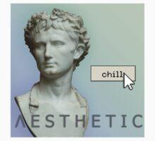 the vaporwave aesthetic by palbun