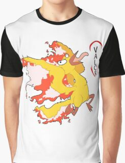 Team Valor -- Show Your Alliance Graphic T-Shirt
