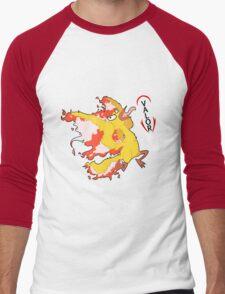 Team Valor -- Show Your Alliance Men's Baseball ¾ T-Shirt