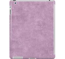 Lavender Herb Oil Pastel Color Accent iPad Case/Skin
