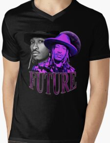 Future Hendrix Mens V-Neck T-Shirt
