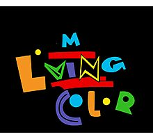 Living Color 2 Photographic Print