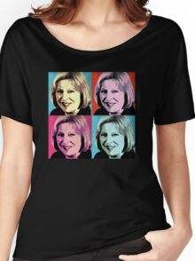 Theresa May Pop Art Women's Relaxed Fit T-Shirt