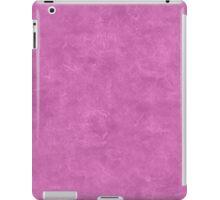 Spring Crocus Oil Pastel Color Accent iPad Case/Skin