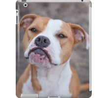ESTER THE BULLY iPad Case/Skin