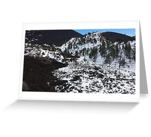 Flagstaff Snow Day Greeting Card