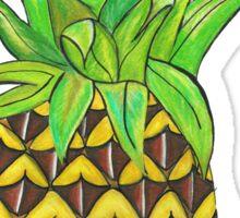 Perky Pineapple  Sticker