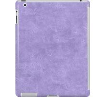 Violet Tulip Oil Pastel Color Accent iPad Case/Skin