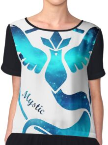 Team Mystic Pokemon go  Chiffon Top