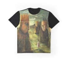 In the Company of Kings Graphic T-Shirt