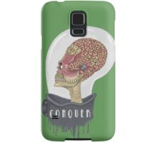 Conquer..In Color!!! Samsung Galaxy Case/Skin