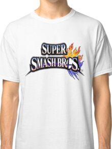 Super Smash Bros Shirt Classic T-Shirt