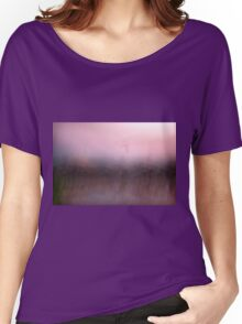 Lavender Twilight Women's Relaxed Fit T-Shirt