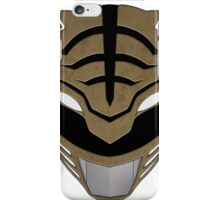 Go White Ranger Go iPhone Case/Skin