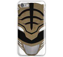 Go White Ranger Go iPhone Case/Skin