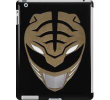 Go White Ranger Go iPad Case/Skin