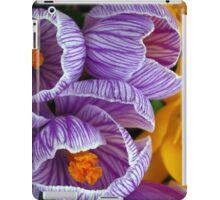Spring blooms iPad Case/Skin