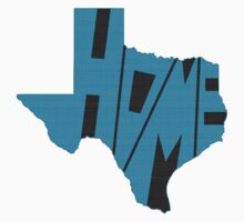Texas HOME state design Kids Clothes