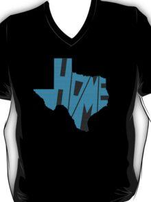 Texas HOME state design T-Shirt