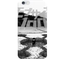 MOB PSYCHO 100 #01 iPhone Case/Skin