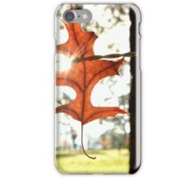Wired for Leaf iPhone Case/Skin