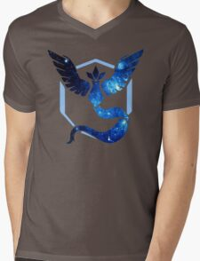 Team Mystic Pokemon Go  Mens V-Neck T-Shirt